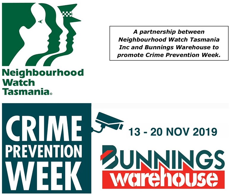 Crime Prevention Week 2019
